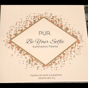 Pur Be Your Selfie Eyeshadow Palette (Brand New)